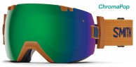 Smith I/OX skibrille, Cargo/Ignitor Mirror
