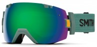 Smith I/OX skibrille, Ranger Scout/Green Sol-X Mirror