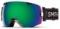 Smith I/OX skibrille, Abma Id/Green Sol-X Mirror