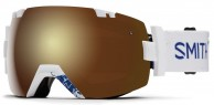 Smith I/OX skibrille, Xavier Id/Gold Sol-X Mirror