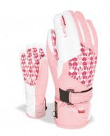 Level Junior, handsker, pink