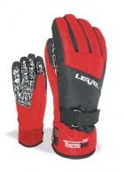 Level Junior, handsker, rød