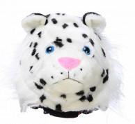 CrazeeHeads hjelmcover, Zippy The Snow Leopard