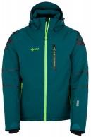 Kilpi Carpo-M, skijakke til mænd, turkis