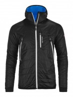 Ortovox Swisswool Light Tec Piz Boé Jacket, sort
