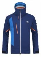 Ortovox Merino Hardshell 3L La Grave Jacket M, blå