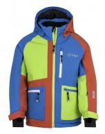 Kilpi Jackyl-JB drenge skijakke, blå