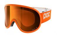POC Retina Big, Zink Orange, Sonar Orange No Mirror