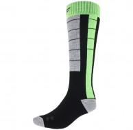 4F Ski Socks, billige skistrømper, herre, sort/grøn