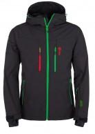 Kilpi Axis-M, softshell jakke, mænd, sort