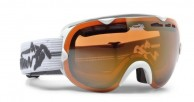 Demon Legend skibriller, hvid