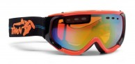Demon Matrix skigoggle, orange