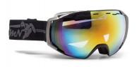 Demon Storm skibriller, sort/grå