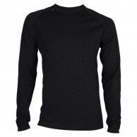 Ulvang 50Fifty Round neck, herrer, Black X
