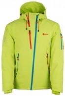 Kilpi Asimetrix-M, snowboardjakke til mænd, grøn