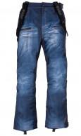 Kilpi Jeanster-M, herreskibukser, jeans look, blå