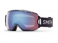 Smith Vice skibrille, Shattered/Blue Sensor Mirror