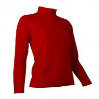 DIEL Fieldsensor T-neck, dame, rød