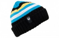 Dragon Blitz Flip Beanie, Black