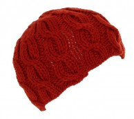 Dragon Summit Beanie, Red Clay