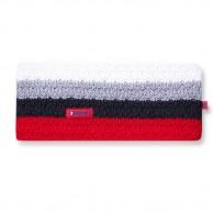 Kama Alpine pandebånd, stribet, Rød