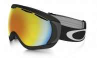 Oakley Canopy, Matte Black, Fire Iridium