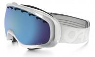 Oakley Crowbar, Factory Pilot Whiteout, Prizm Sapphire Iridium