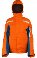 DIEL Enzo Junior drenge skijakke, orange