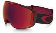Oakley Airbrake XL, Obsessive Lines Red, Prizm Torch Iridium og Prizm Rose