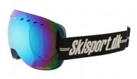 Demon Overview, skibriller, blå - Skisport.dk edition