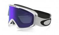Oakley O2 XM, Matte White, Violet Iridium