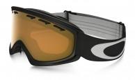 Oakley O2 XS, Jet Black, Persimmon