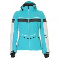DIEL Becca skijakke, dame, blå