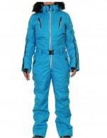 DIEL Ski Spirit dame skidragt, blå