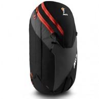 ABS Vario 32 Zip On, taske til lavinerygsæk, sort/orange