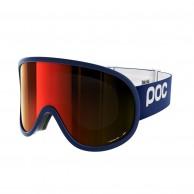 POC Retina Big, Butylene Blue, Persimmon Red Mirror