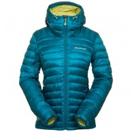 Montane Featherlite Down Jacket, dame, petroliumsfarvet