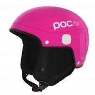 POCito Skull light, børne skihjelm, pink