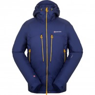 Montane Flux Jacket, herre, blå