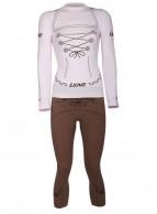 Lenz Resi skiundertøj, sæt, dame