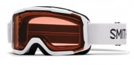 Smith Daredevil OTG, juniorskibrille, hvid