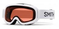 Smith Gambler Air jr skibrille, hvid