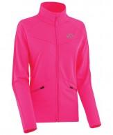 Kari Traa Louise fleece skitrøje, pink