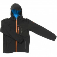 Typhoon Poker, softshell jakke, mænd, sort