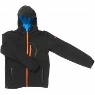Typhoon Poker, softshell jakke, mænd, sort