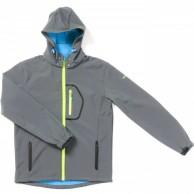 Typhoon Poker, softshell jakke, mænd, grå