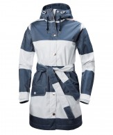 Helly Hansen W Lyness Coat, marineblå