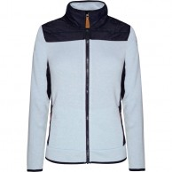 Weather Report, Emilia fleece jakke, lyseblå