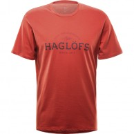 Haglöfs Camp Tee Men, rød