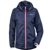 Didriksons Vivid Womens Jacket Navy